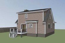 Farmhouse Exterior - Other Elevation Plan #79-154