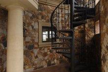 Dream House Plan - Garage detail - 9400 square foot European home
