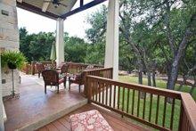 Dream House Plan - Craftsman Exterior - Outdoor Living Plan #80-205