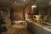 Southern Style House Plan - 5 Beds 5 Baths 5750 Sq/Ft Plan #135-183 Photo