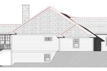 Architectural House Design - Traditional Exterior - Other Elevation Plan #901-144