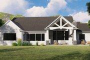 Craftsman Style House Plan - 4 Beds 2.5 Baths 2673 Sq/Ft Plan #1064-12