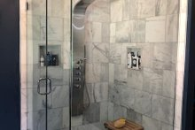 Dream House Plan - Traditional Interior - Master Bathroom Plan #927-28