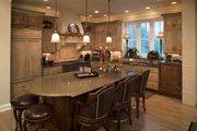 European Style House Plan - 4 Beds 3.5 Baths 4552 Sq/Ft Plan #51-547 Interior - Kitchen