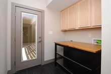 House Design - Contemporary Interior - Laundry Plan #932-7