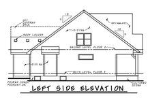 Dream House Plan - Craftsman Exterior - Other Elevation Plan #20-2188