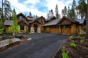 Craftsman Style House Plan - 4 Beds 4.5 Baths 4208 Sq/Ft Plan #892-3