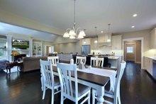 Craftsman Interior - Dining Room Plan #928-318