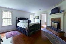 Colonial Interior - Master Bedroom Plan #137-207