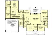 Farmhouse Style House Plan - 3 Beds 2.5 Baths 2428 Sq/Ft Plan #430-218 Floor Plan - Other Floor Plan