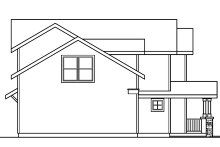 Home Plan - Exterior - Other Elevation Plan #124-719