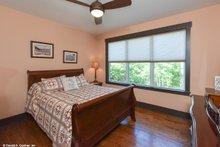 House Plan Design - Craftsman Interior - Bedroom Plan #929-1040