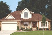 Traditional Style House Plan - 4 Beds 2.5 Baths 1855 Sq/Ft Plan #20-280 Photo