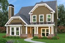 Home Plan - Craftsman Exterior - Front Elevation Plan #419-205
