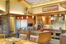 Ranch Interior - Kitchen Plan #48-433