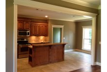 Home Plan - Traditional Interior - Kitchen Plan #430-87