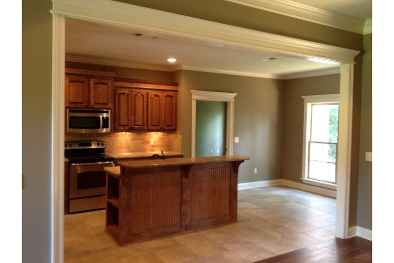 Traditional Interior - Kitchen Plan #430-87 - Houseplans.com