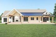 Farmhouse Style House Plan - 4 Beds 3.5 Baths 3031 Sq/Ft Plan #1070-129