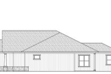 Architectural House Design - Craftsman Exterior - Other Elevation Plan #938-98