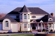 Cottage Style House Plan - 4 Beds 3 Baths 2696 Sq/Ft Plan #456-19 Photo