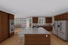Dream House Plan - Ranch Interior - Kitchen Plan #1060-21