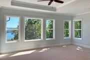 Craftsman Style House Plan - 5 Beds 5 Baths 3644 Sq/Ft Plan #437-105 Interior - Master Bedroom