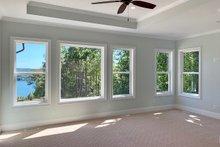 Craftsman Interior - Master Bedroom Plan #437-105