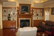 Dream House Plan - Southern Interior - Family Room Plan #21-126