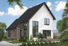 Home Plan - Cottage Exterior - Front Elevation Plan #23-2736