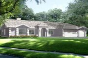 Ranch Style House Plan - 4 Beds 2.5 Baths 2874 Sq/Ft Plan #1-702