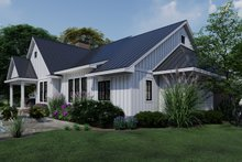 Farmhouse Exterior - Other Elevation Plan #120-263