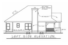 House Design - Victorian Exterior - Other Elevation Plan #20-2225