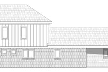 House Design - Traditional Exterior - Other Elevation Plan #932-399