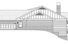 House Plan Design - Ranch Exterior - Other Elevation Plan #932-353