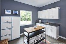 House Plan Design - Utility Room