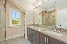 Architectural House Design - Craftsman Interior - Master Bathroom Plan #461-75