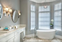 Architectural House Design - Her Master Bath