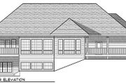 Traditional Style House Plan - 3 Beds 2.5 Baths 2915 Sq/Ft Plan #70-937