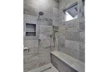Ranch Interior - Master Bathroom Plan #124-983