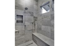 Ranch Interior - Master Bathroom Plan #124-983