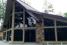 Cabin Photo Plan #124-1183
