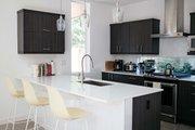 Modern Style House Plan - 3 Beds 2.5 Baths 2111 Sq/Ft Plan #450-6 Interior - Kitchen
