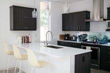 Modern Interior - Kitchen Plan #450-6