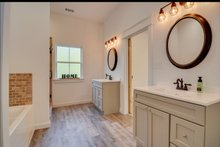 Architectural House Design - Craftsman Interior - Master Bathroom Plan #44-235