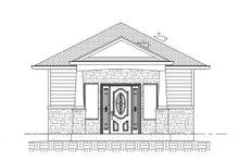 Dream House Plan - Cottage Exterior - Front Elevation Plan #1077-7