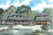 Craftsman Style House Plan - 5 Beds 4 Baths 2555 Sq/Ft Plan #17-2480