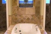 Mediterranean Style House Plan - 4 Beds 4.5 Baths 4802 Sq/Ft Plan #27-214 Photo