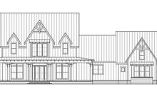 Dream House Plan - Farmhouse Exterior - Front Elevation Plan #1074-29