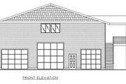 Traditional Style House Plan - 3 Beds 2 Baths 2500 Sq/Ft Plan #117-538