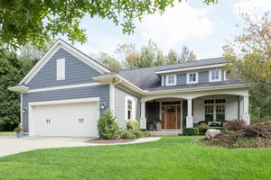Home Plan - Traditional Exterior - Front Elevation Plan #901-144